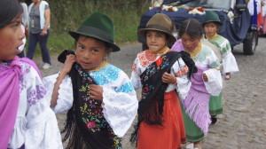 Ecuador kids 2