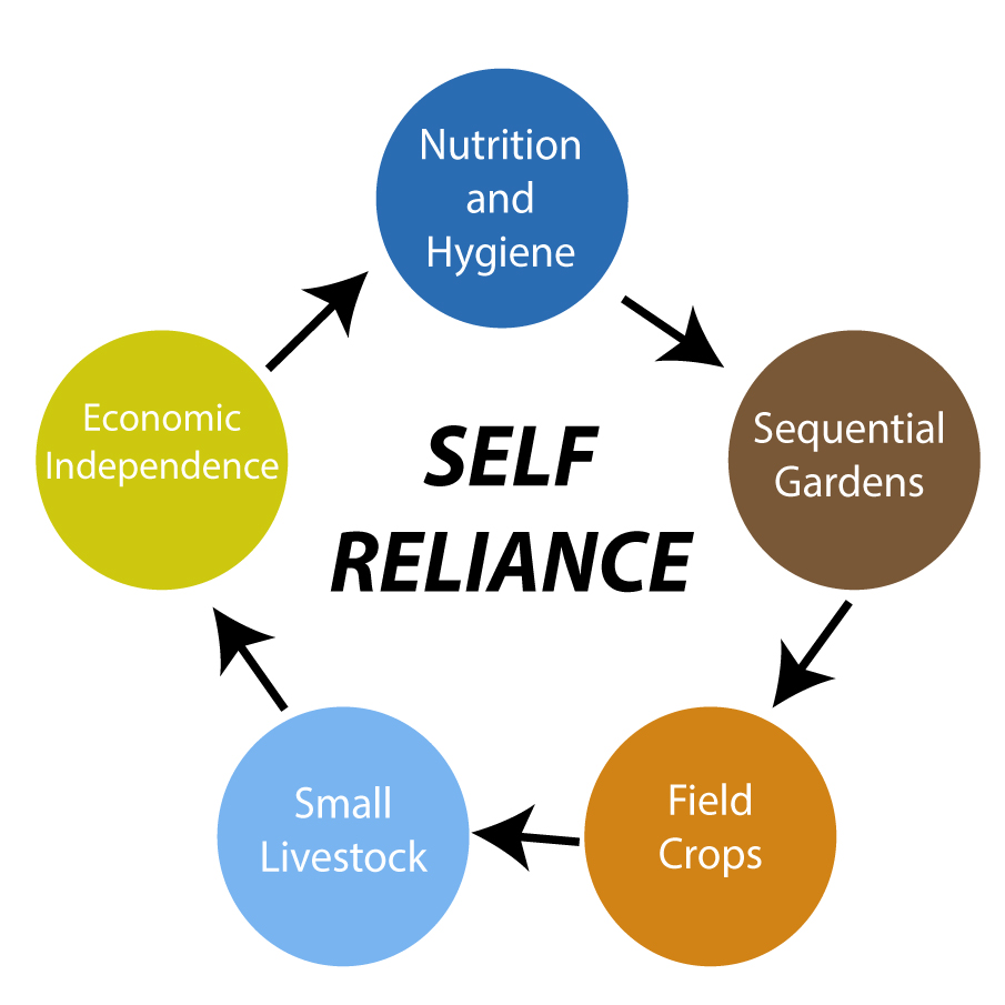 words short essay on self reliance